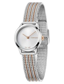 Minimal Mesh Strap Watch, 24mm by Calvin Klein