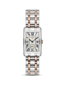 Dolce Vita Two Tone Watch, 23mm by Longines