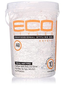 Ecoco Eco Style Gel, Clear, 80 Ounce by Ecoco