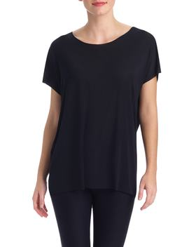 Covet Raw Edge Oversize Tee by Commando