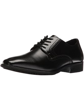 Stacy Adams Men's Ardell Slip Resistant Plain Toe Oxford by Stacy Adams