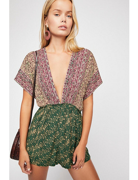 Arizona Playsuit by Free People