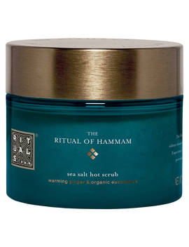 Rituals The Ritual Of Hammam Sea Salt Hot Scrub, 450g by Rituals