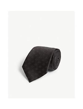 Silk Tie by Gucci