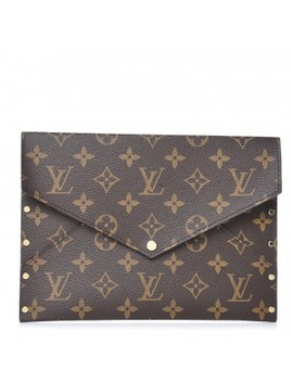 Louis Vuitton Monogram Rivets Enveloppe by Louis Vuitton