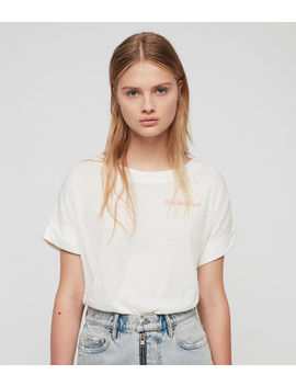 Allgood Imogen Boy T Shirt by Allsaints