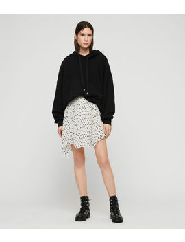 Lea Dot Skirt by Allsaints
