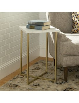 Seguin Square End Table by Orren Ellis