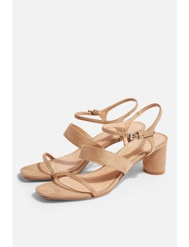 Dita Strap Sandals by Topshop