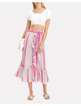 Convertible Skirt Dress by Lemlem