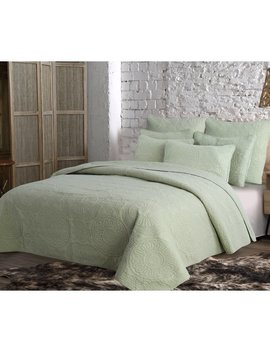 The Curated Nomad Cantina Cotton Quilt Set by The Curated Nomad