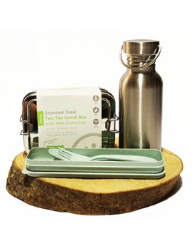 Zero Waste Starter Kit // Plastic Free // Eco Friendly // Vegan by Etsy