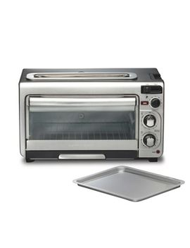 Hamilton Beach® 2 In 1 Oven And Toaster by Bed Bath And Beyond