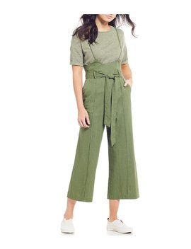 Suspender Jumpsuit by Love & Piece
