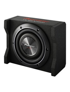 "8"" Single Voice Coil 4 Ohm Subwoofer   Black by Pioneer"