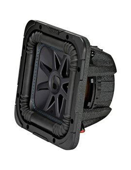 "Solo Baric L7 S 8"" Dual Voice Coil 2 Ohm Subwoofer   Black by Kicker"