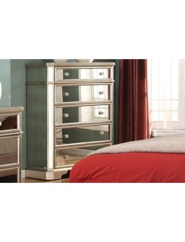 Borghese 5 Drawer Chest by Best Master Furniture