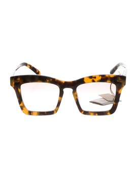 Banks Tortoiseshell Sunglasses W/ Tags by Karen Walker
