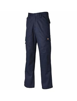 """Dickies Ed24/7 S Bkl 42 Size 28 """"Everyday"""" Trousers   Black/Green by Dickies"""