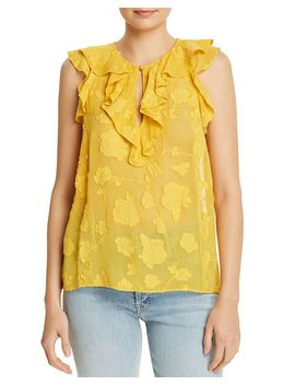 Eddison Embroidered Top by Joie