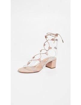 Milos Sandals by Aquazzura
