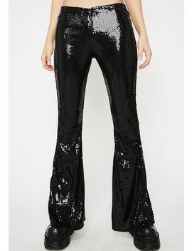Illuminated Euphoria Sequin Pants by