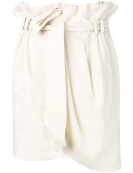 Paperbag Wrap Skirt by Iro