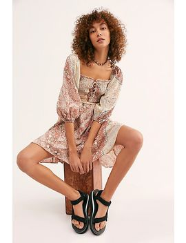 Love Sick Mini Dress by Free People