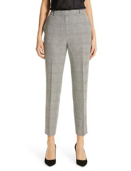 Tavela Suit Ankle Pants by Boss