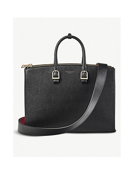 Madison Leather Shoulder Bag by Aspinal Of London