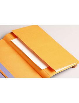 Rhodia Rhodiarama  A5 Softback Notebook  Lined   Raspberry by Rhodia