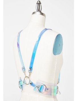 Holographic Suspension Belt by Apatico