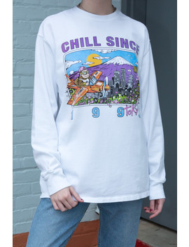 Corey Chill Since 1993 Tokyo Top by Brandy Melville