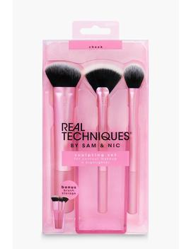 Real Techniques Sculpting Brush Set by Boohoo