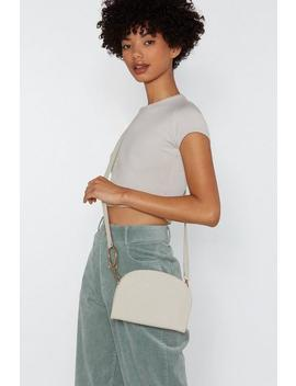 Want Ring Leader Woven Crossbody Bag by Nasty Gal