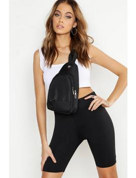 Sports Front Bag by Boohoo