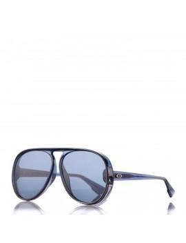 Christian Dior Lia Aviator Sunglasses Blue by Christian Dior