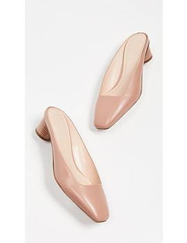 Aveena Block Heel Mules by Club Monaco