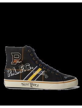 Solomon Tartan Sneaker by Ralph Lauren