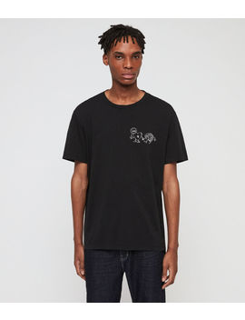 Peeps Crew T Shirt by Allsaints