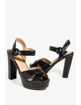 Sky High Platform Heel by A'gaci