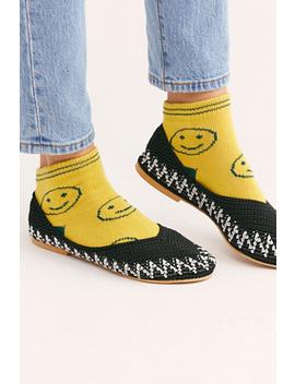 Emoji Short Crew Socks by Free People
