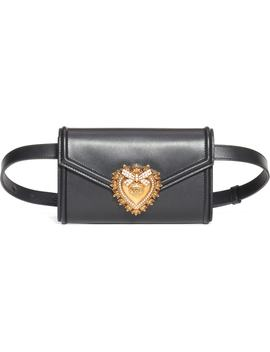 Devotion Leather Belt Bag by Dolce&Gabbana