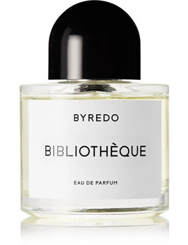 Bibliothèque Eau De Parfum   Juniper Berries, Orris, Violet, Leather & Patchouli, 100ml by Byredo