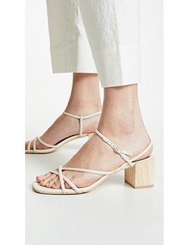 Zayla Block Heel Sandals by Dolce Vita