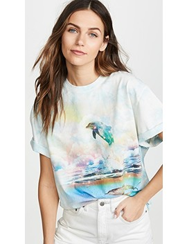 Dolphin T Shirt by Stella Mc Cartney