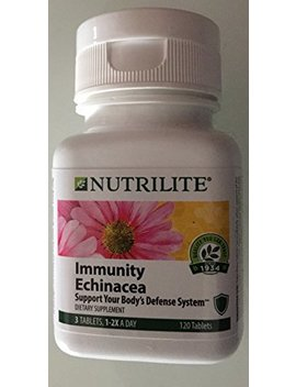 Nutrilite Immunity Echinacea   Tablets 120 Count by Nutrilite