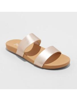 Women's Dedra Slide Sandals   Shade & Shore™ by Shade & Shore
