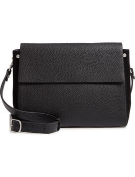 Carly Leather Crossbody Bag by Treasure & Bond