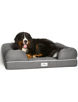 Ultimate Dog Bed & Lounge Premium Edition Bolster by Pet Fusion